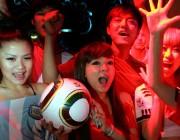 """世界杯富了谁 淘宝每天售出""""世界杯""""商品达500余万件"""