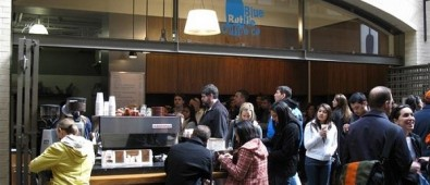 Blue Bottle 如何成为比星巴克更潮的咖啡品牌?