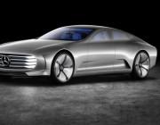 奔驰将推出四款电动车,直接对垒特斯拉?