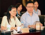 彭蕾任职董事长,井贤栋升任 CEO ,蚂蚁金服上市前的准备?