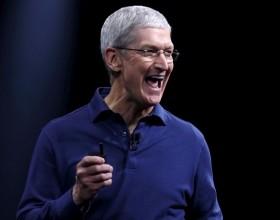 苹果库克:用产品改变世界