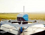 亚马逊在英国完成首次商业无人机配送服务