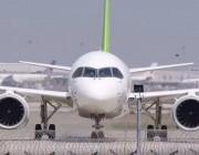 """国产大飞机 C919 成功起飞,"""" 8 亿件衬衫换一架飞机""""将成历史"""