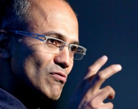 重写微软「代码」的那个人,叫纳德拉