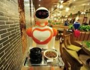机器人餐厅开始遍地开花!这才是你要的浪漫晚餐
