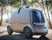硅谷机器人技术公司 Nuro 宣布推出 Level 4 全自动无人配送车