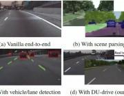反GAN传统,Petuum自动驾驶新研究提出从复杂真实图像生成简单虚拟表征以预测驾驶指令