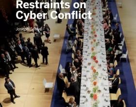 约瑟夫·奈:用规范约束网络冲突