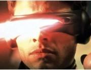 """现实版""""镭射眼""""!佩戴这款新型隐形眼镜,一个眼神搞定一切"""
