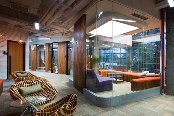 腾讯新办公室2