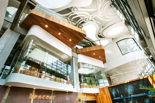 腾讯新办公室4
