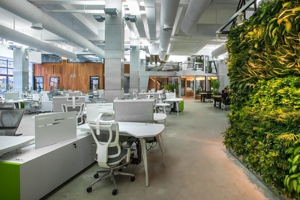 腾讯新办公室7